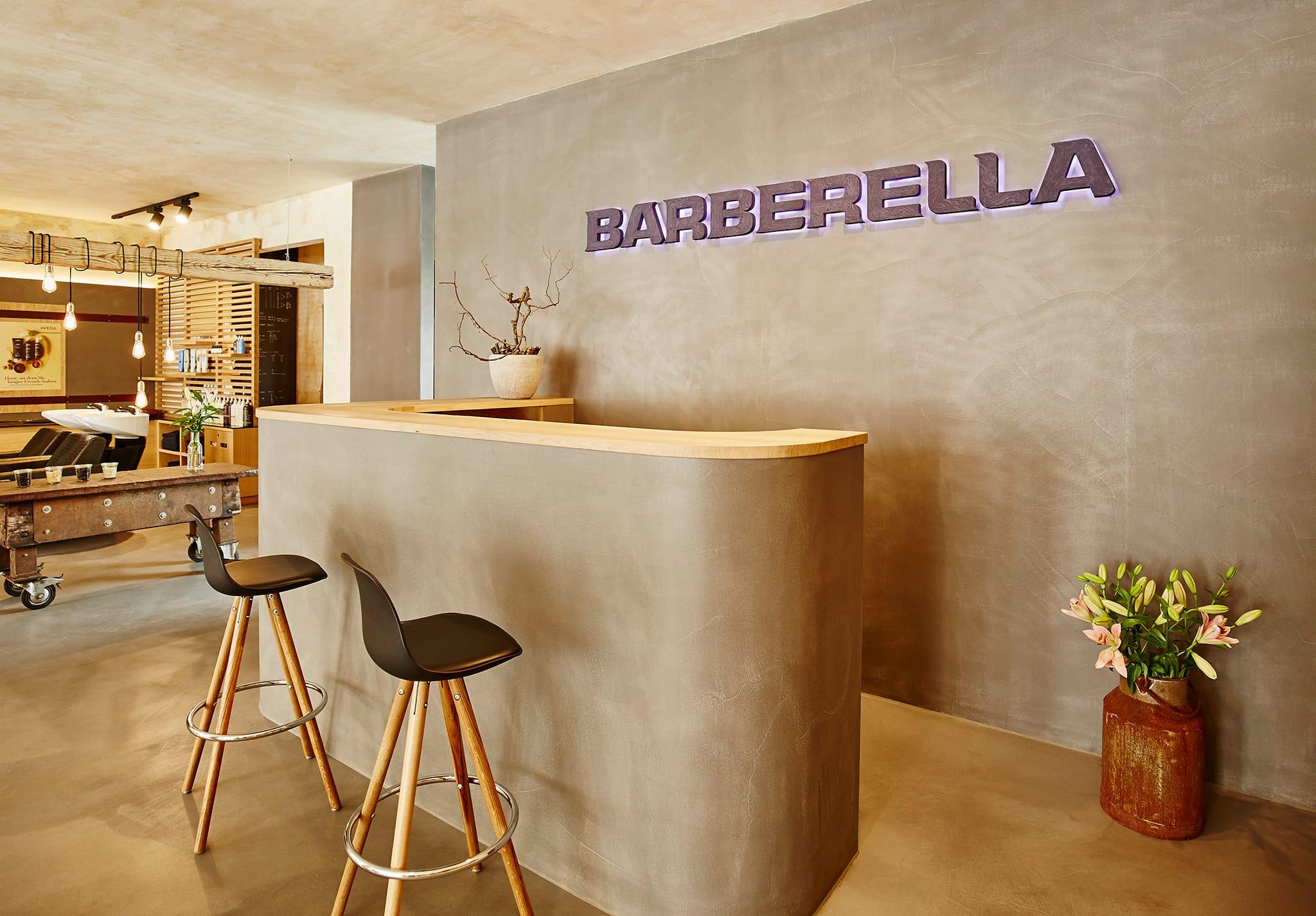 Aveda Friseur München | Barberella Friseure